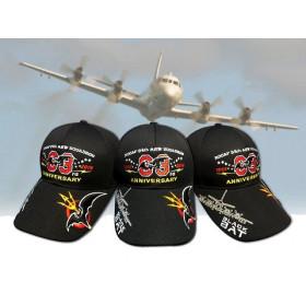 34隊63周年紀念帽